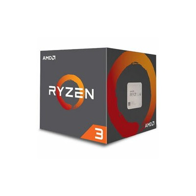 AMD(エーエムディー) 〔CPU〕 AMD Ryzen 3 3100 With Wraith Stealth cooler (4C8T,3.6GHz,65W) 100-100000284BOX...