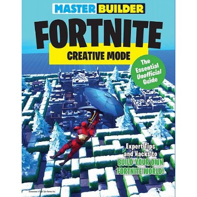 Triumph Books Master Builder Fortnite: Creative Mode : The Essential Unofficial Guide フォートナイト【送料無料】...