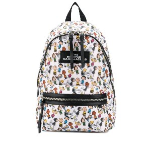 Marc Jacobs The Backpack Snoopy バッグ - ホワイト