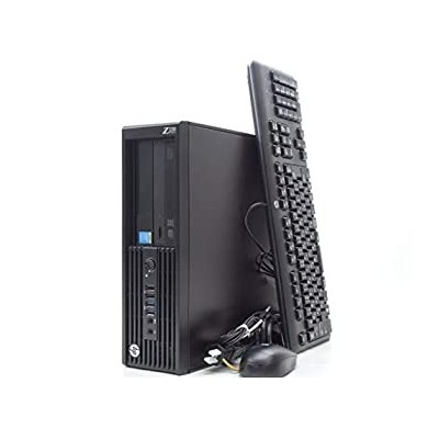 【中古】hp Z230 SFF Workstation Xeon E3-1226 v3 3.3GHz 8GB 500GB Quadro K620 DVD+-RW Windows10 Pro 64bit