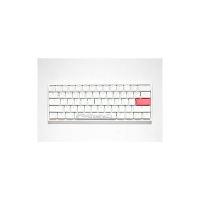 DUCKY ゲーミングキーボード One 2 Mini RGB(英語配列) Pure White Cherry 赤軸 dk-one2-rgb-mini-pw-red-rat [USB /有線]...