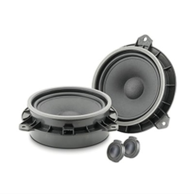FOCAL フォーカル IS TOY 165 16.5cmコンポーネント2ウェイスピーカーキット TOYOTA車種別専用キット PLUG&PLAY speakers