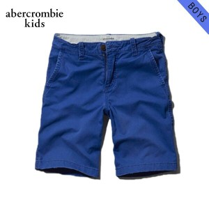 【25%OFFセール 3/16 10:00~3/19 9:59】 アバクロキッズ AbercrombieKids 正規品 子供服 ボーイズ ショートパンツ a&f classic fit...
