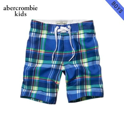 25%OFFセール 【販売期間 9/22 9:00~9/26 9:59】 アバクロキッズ AbercrombieKids 正規品 子供服 ボーイズ 水着 classic board shorts 233-691-0109-020 D15S25