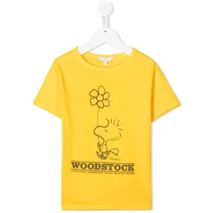 The Marc Jacobs Kids グラフィック Tシャツ - YELLOW