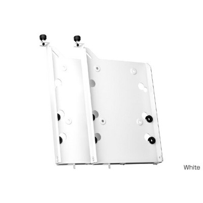 FRACTAL DESIGN フラクタルデザイン HDD Tray kit - Type B (2 pack) ホワイト FD-A-TRAY-002