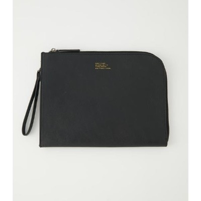 ECO LEAHTHER CLUTCH BAG/アズールバイマウジー(メンズ)(AZUL BY MOUSSY)