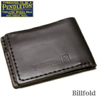 PENDLETON 「Thomas kay Collection」 Billfold(WALLET) GE212 Horween Chromexcel horsefronts Leatherペンドルト...