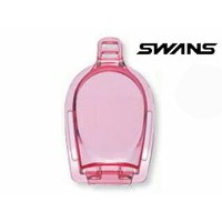 【nightsale】 SWANS/スワンズ SWCL-29-PK-4.00 SW-29用度付交換レンズ1個 (S-4.00) (ピンク)