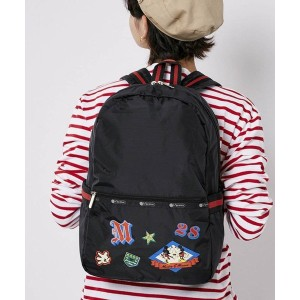 LeSportsac CARRIER BACKPACK/ディズニー エンブレム3504