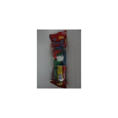 Holiday Polar Bear with Hat Pez Candy and Dispenser - 2 Candies