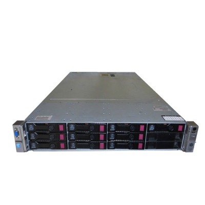 中古 HP ProLiant DL380p Gen8 C8U51A Xeon E5-2660 2.2GHz 8Core 16GB HDDなし