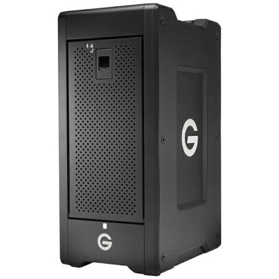 HGST エイチ・ジー・エス・ティー 0G10543-1 外付けHDD Thunderbolt接続 【受注生産品】 G-Speed Shuttle XL Thunderbolt 3(Mac用) ...