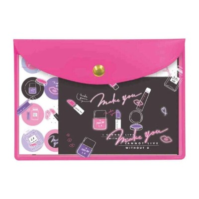 MAKE YOU ポーチいりミニレター POUCH with LETTER 253953