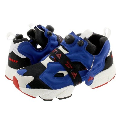 Reebok INSTAPUMP FURY BOOST リーボック インスタポンプ フューリー ブースト BLACK/WHITE/RED fy8776