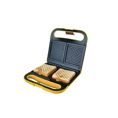 Health and Home Sandwich Toaster,Makes Double Sand