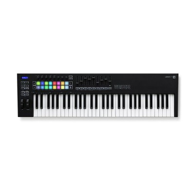 novation LAUNCHKEY 61 MK3 MIDIキーボード コントローラー