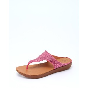 fitflop BANDA CRYSTALLED○Q91666 Psychedelic pink コンフォート