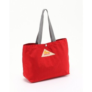 KELTY MINI TOTE M○2592211 Red/navy カバン・バッグ