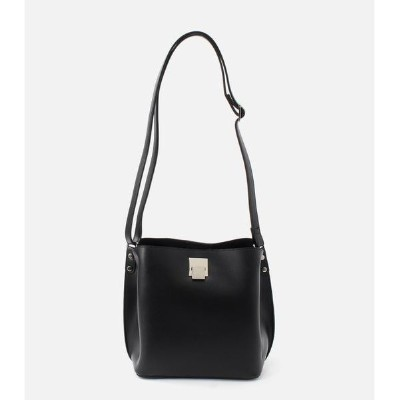 SIMPLE METAL SHOULDER BAG/アズールバイマウジー(レディス)(AZUL BY MOUSSY)