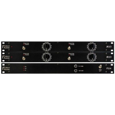 Pueblo Audio JR Series Preamps (4+4 Package A)(お取り寄せ商品・納期別途ご案内)