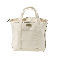 L.L.Bean(Men)/エル・エル・ビーン  トートバッグ Boat and Tote Zip-Top with Pocket M Natural/Natural【三越伊勢丹/公式】 バッグ~...