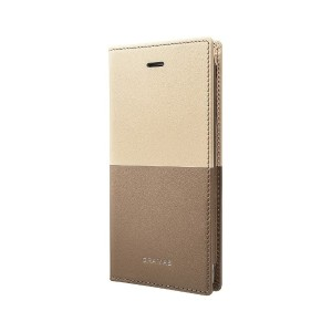 GRAMAS TRICO Full Leather Case Limited for iPhone 7/8○GLC6106L2BE ベージュ パソコン・モバイル雑貨