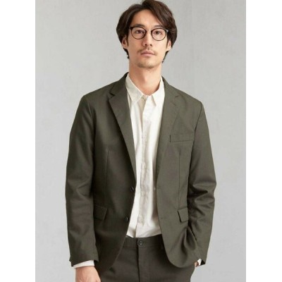 【SALE/70%OFF】UNITED ARROWS green label relaxing NM SP ストレッチエステルツイル NT 2B ジャケット   機能性 / ストレッチ   #...