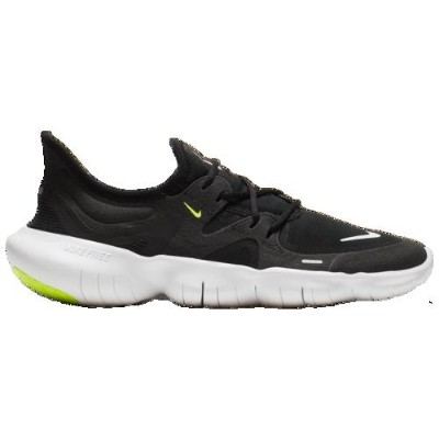 (取寄)ナイキ レディース フリー RN 5.0 Nike Men's Free RN 5.0 Black White Anthracite Volt