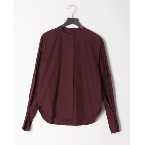 THE SHINZONE TUCK SLEEVE BL○19AMSBL05 Bordeaux チュニック