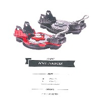 F2 SNOWBOARD BINDINGS [ INTEC TITANFLEX ] エフツー スノーボード 】