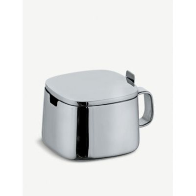 ALESSI A404 ステンレススチール シュガー ボール A404 stainless steel sugar bowl #Steel