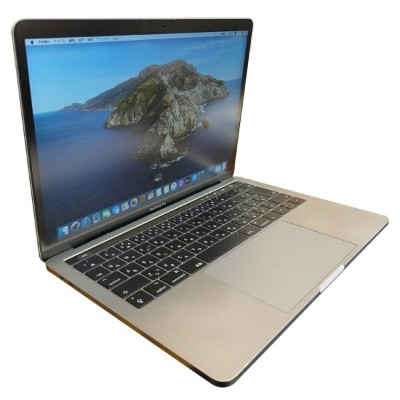 中古ノートパソコンApple MacBook Pro (13-inch, 2019, Thunderbolt 3ポート x 4) MV972J/A 【中古】 Apple MacBook Pro ...
