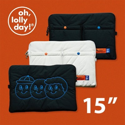 O,LD! X Sweetch Laptop pouch 15インチ oh, lolly day! 韓国 ブランド パソコンケース ノートパソコン ケース macbook pro パソコンバッグ...