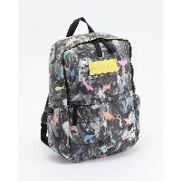 HUNTER ORIG PRINTED PUFFER BACKPACK○UBB1116PAA Storm camo print カバン・バッグ