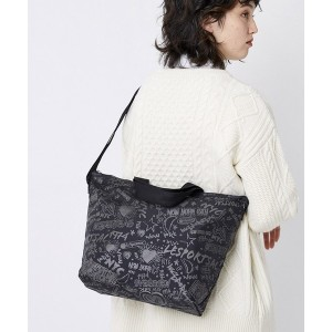 LeSportsac DELUXE EASY CARRY TOTE/レスポートサック シティ スクリプト