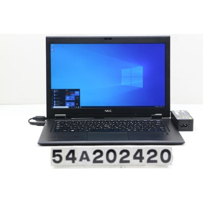 NEC PC-VK22TGGDN Core i5 5200U 2.2GHz/4GB/128GB(SSD)/13.3W/WQHD(2560x1440)/Win10 スピーカー難あり【中古】...