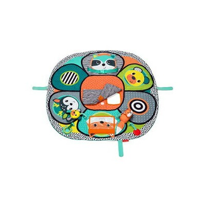Infantino Play & Away Cart Cover & Play Mat Woodland