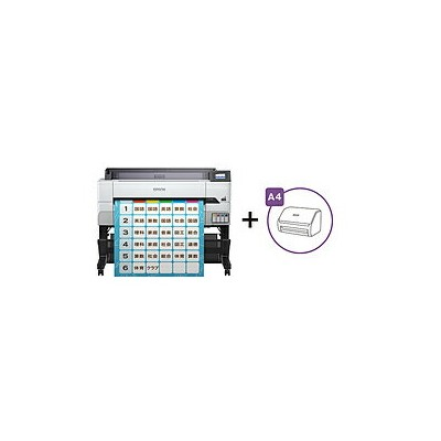 EPSON(エプソン) 大判プリンター [A0プラス]+A4コピー機 SureColor SC-T545MS3 SCT545MS3