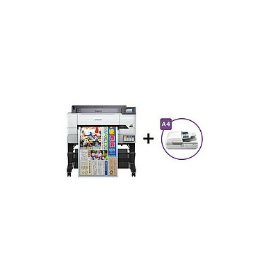 EPSON(エプソン) 大判プリンター [A1プラス]+A4コピー機 SureColor SC-T345MS2 SCT345MS2