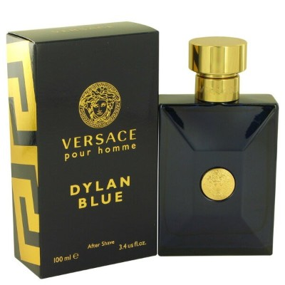 Versace ヴェルサーチ ディランブルー アフターシェーブローション Pour Homme Dylan Blue After Shave Lotion 100 ml