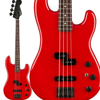 Fender Made in Japan Boxer Series Precision Bass (Torino Red)