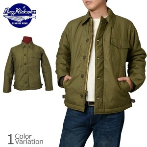 "Buzz Rickson's(バズリクソンズ) TYPE A-2 DECK JACKET ""U.S.NAVY"" BR12291"