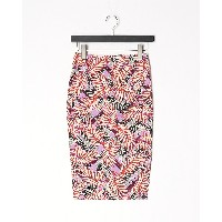 GUESS CLAUDETTE SKIRT○W0GD47WCUV0 レッド スカート