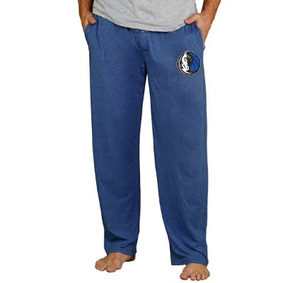 "メンズ パジャマ ""Dallas Mavericks"" Concepts Sport Quest Knit Lounge Pants - Navy"