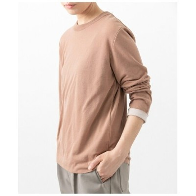 【SALE/40%OFF】DOORS UNIFY Double weave Knit アーバンリサーチアウトレット ニット ニットその他 ブルー ピンク【送料無料】