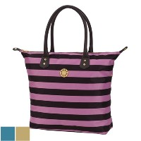 Sydney Love Ladies Colorful Stripe Large Tote Bags【ゴルフ レディース>トートバッグ】