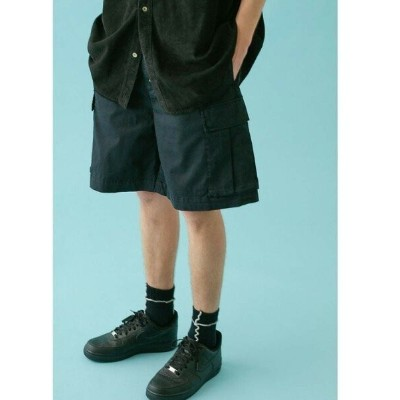 【SALE/30%OFF】BEAUTY & YOUTH UNITED ARROWS  monkey time  C/R STAIN ST CARGO SHORT PANTS/カーゴパンツ...