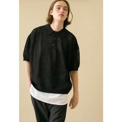 【SALE/30%OFF】BEAUTY & YOUTH UNITED ARROWS  monkey time  CTN MESH PL/ポロシャツ ユナイテッドアローズ アウトレット カットソー...