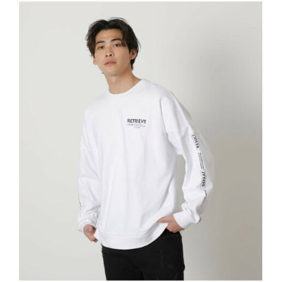 【SALE/70%OFF】AZUL by moussy RETRIEVE PULLOVER アズールバイマウジー カットソー パーカー ホワイト ブラック パープル